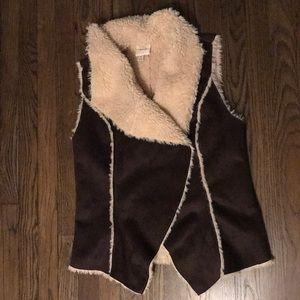 Jackets & Blazers - Cozy Fur Vest ❄️